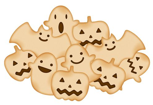 .. Biscuits Sablés d'Halloween ..