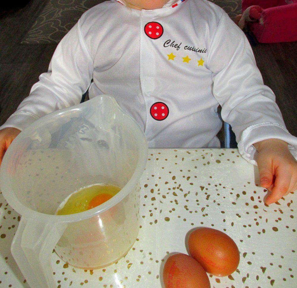 .. Chandeleur la toque du petit cuisinier ..