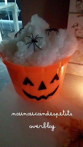 Notre déco thème Halloween