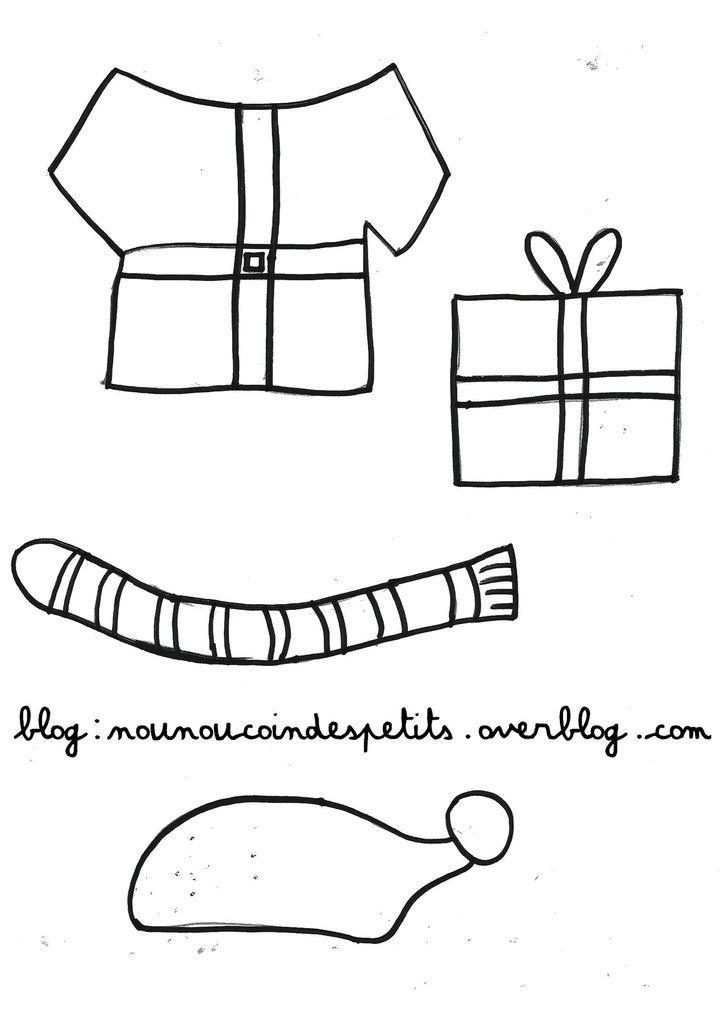 .. Je m'habille et je t'apporte un cadeau ..