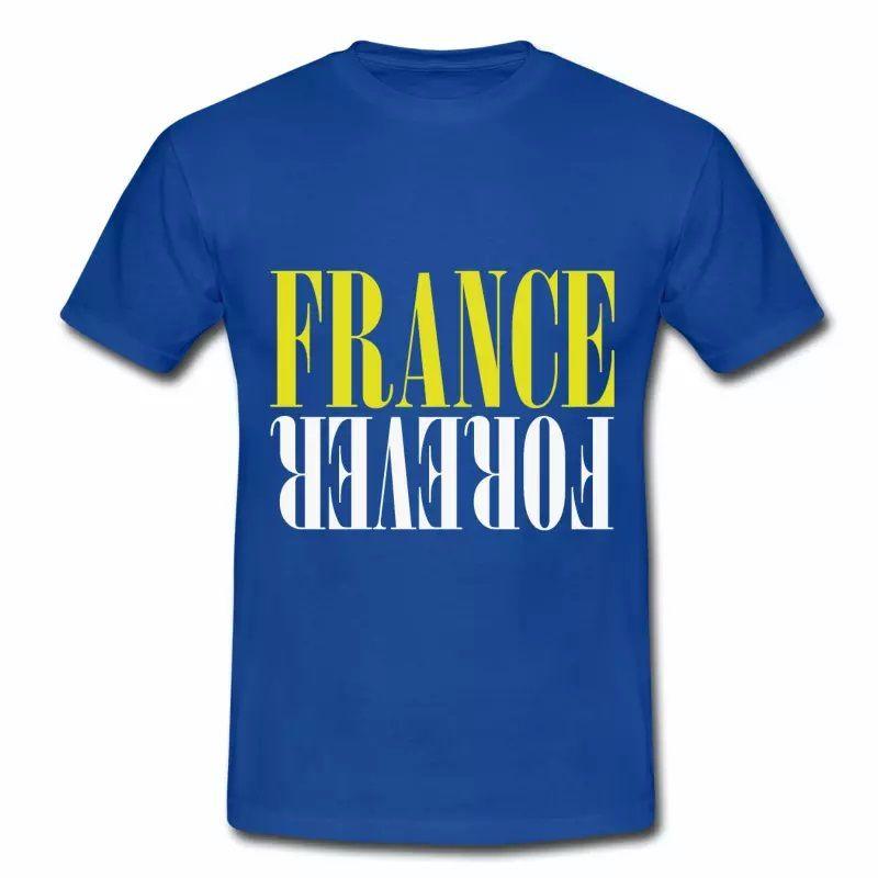 T shirt France Forever HBR