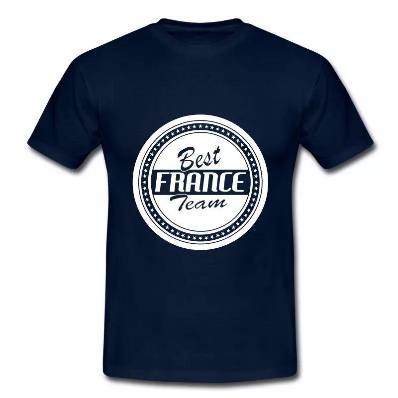 T shirt France Best France Team HBM