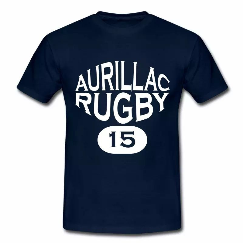 T Shirt Auvergne Aurillac Rugby 15