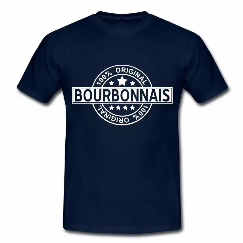 T Shirt Auvergne 100% Original Bourbonnais HBM