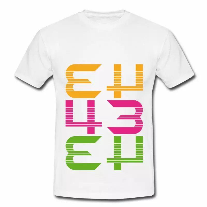 T Shirt Auvergne blanc hommes Département Haute Loire 43