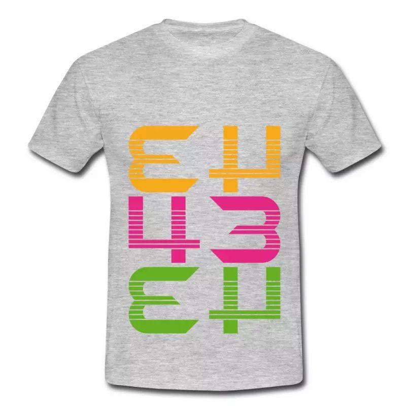 T Shirt Auvergne gris hommes Département Haute Loire 43