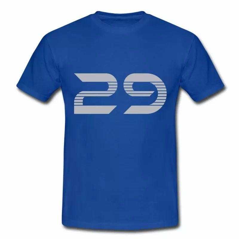 T Shirt Bretagne bleu r hommes Finistère département 29