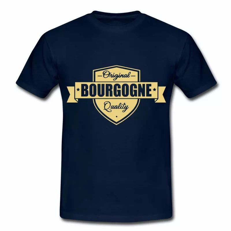 T Shirt Bourgogne Original Bourgogne Quality II HBM