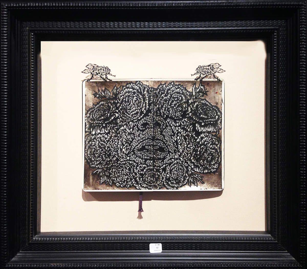 Last Roses - 1500/2500 € - Aurel Rubbish