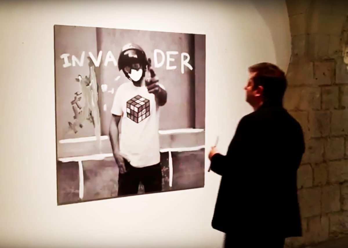 Space Invader - © Philippe Bonan