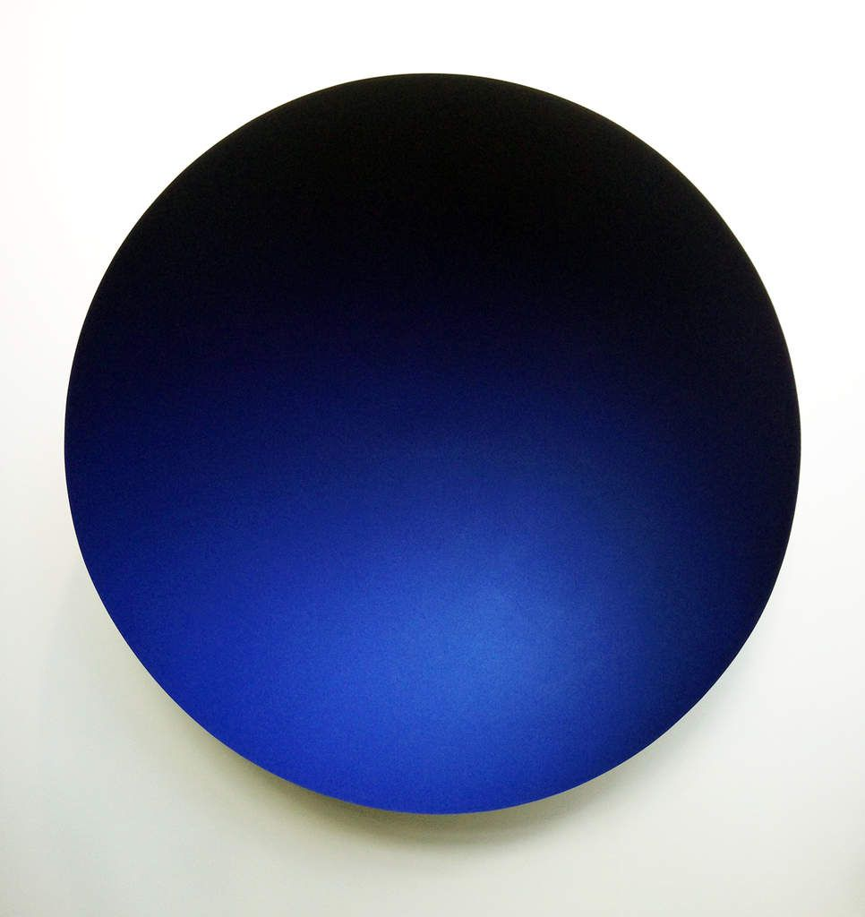 Monochrome (cortez blue and lake violet) - © Anish Kapoor