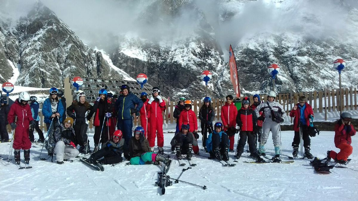 Ski cycle IV : jour 2