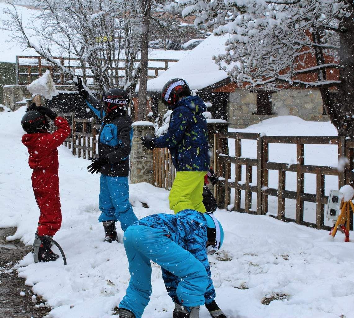 Ski III : Jour 1