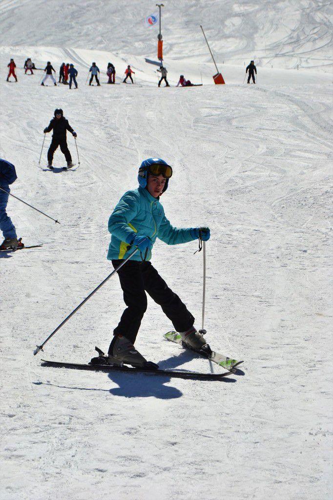 Ski cycle III : Jour 2