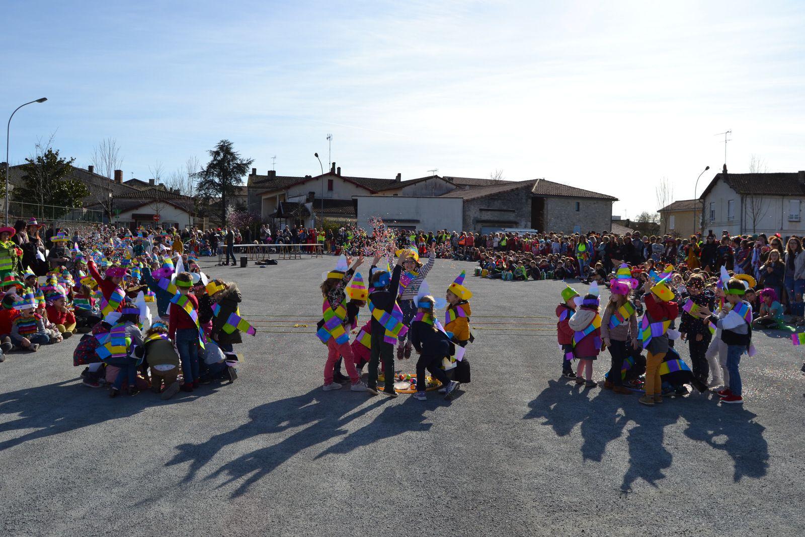 Carnaval 2020... Journée mexicaine à la maternelle !