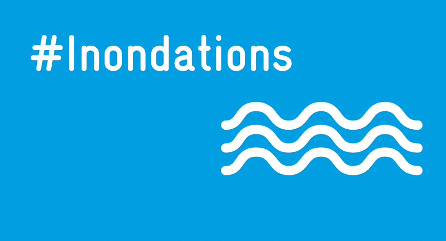 ACTUALITE : Point information N°1 inondations à Bry