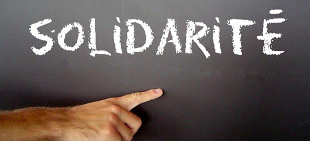 ACTUALITE: Appel à la solidarité inondations