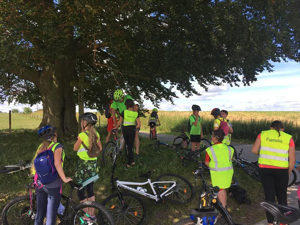 P6: Journée vélo