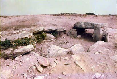 Dolmens de Porz-Guen ou de Port-Blanc, Saint Pierre Quiberon