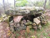 Dolmen A de Kerdaniel ou de Mane Grahouillet, Locmariaquer