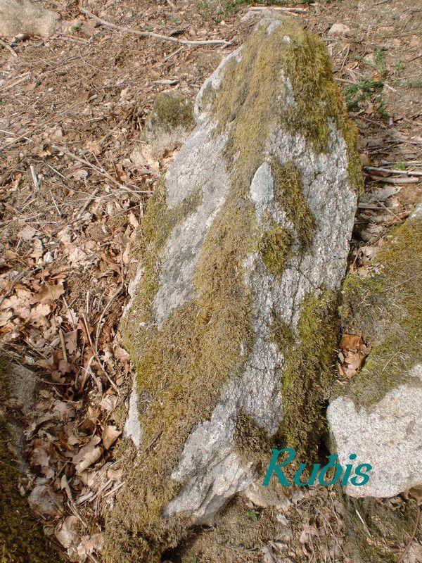 Dolmen B de Mourioux, Mourioux Vieilleville