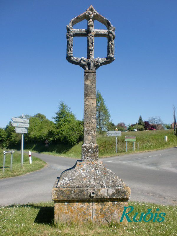 Croix hosannières de Dordogne (24)
