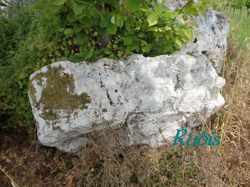 Dolmen d'Eylias, Eymet