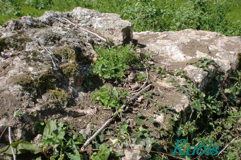 Menhir du Grésil ou de la Gazelle, Vaudelnay