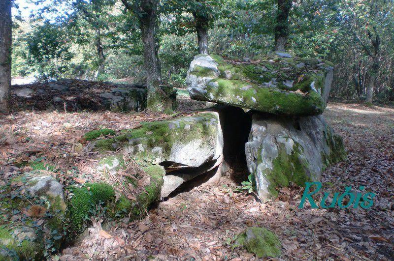 Dolmen de Langlade, Saint-Amand-de-Belvès (Pays-de-Belvès)