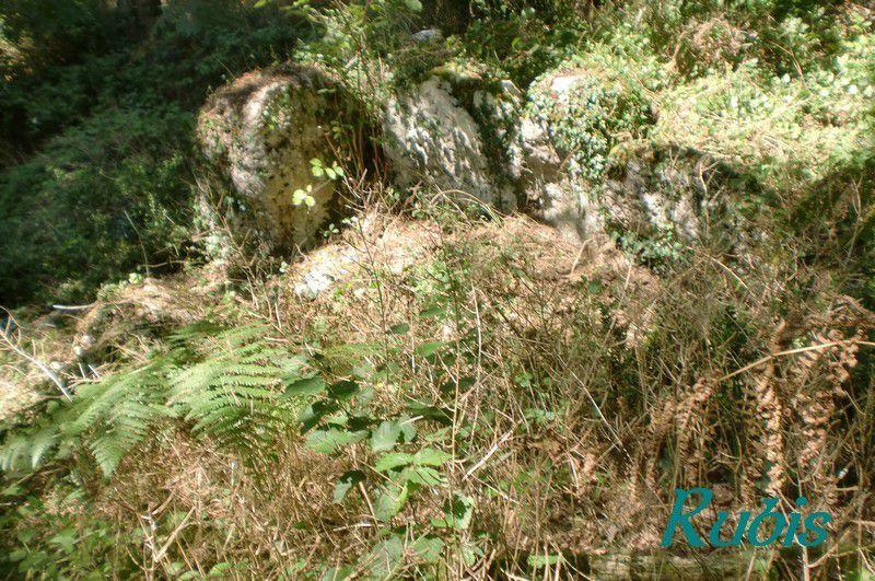 Allée funéraire du Passage-du-Serbat ou du Serbat, Barbaste