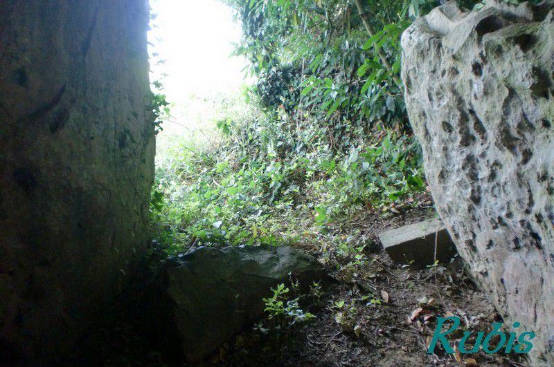 Dolmen de la Roche Thibault, Jarzé
