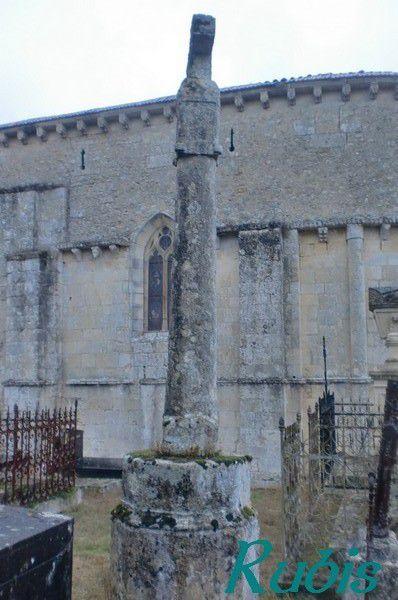 Croix hosannières de Gironde (33)