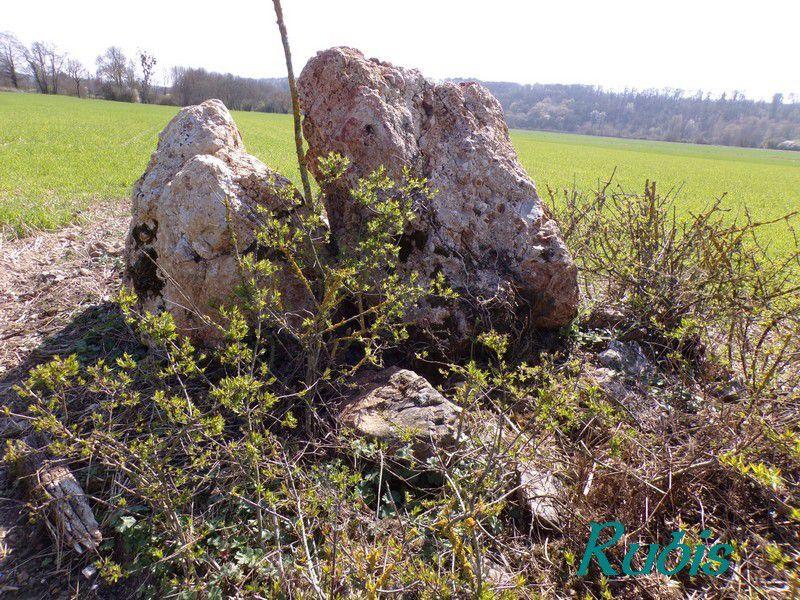 Dolmen des Terres Noires, Saint-Hilaire-la-Gravelle
