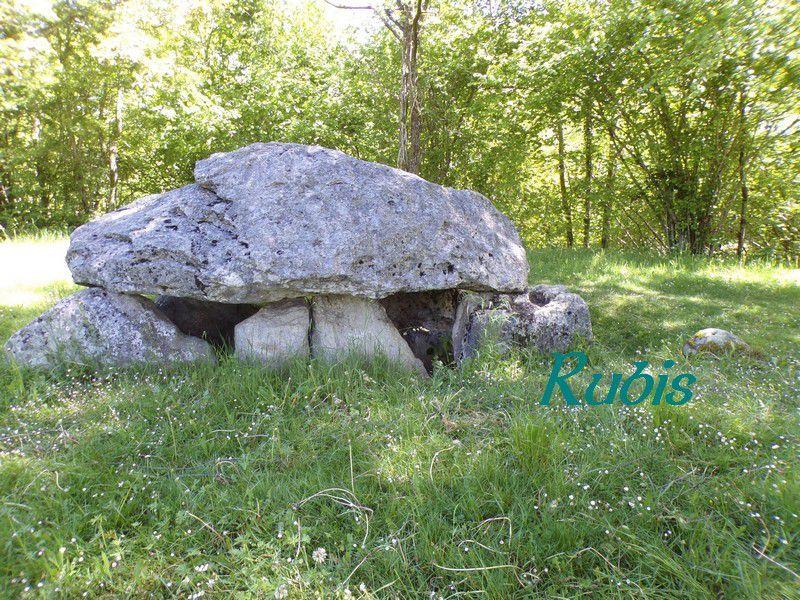 Dolmen du Calhau de Teberno ou de Buzy