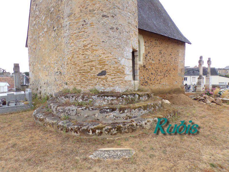 Lanternes des morts de la Sarthe (72)