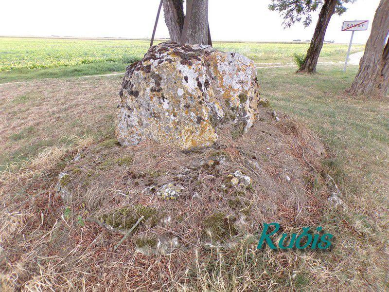 Menhir de la Grosse Pierre, Sougy (45)