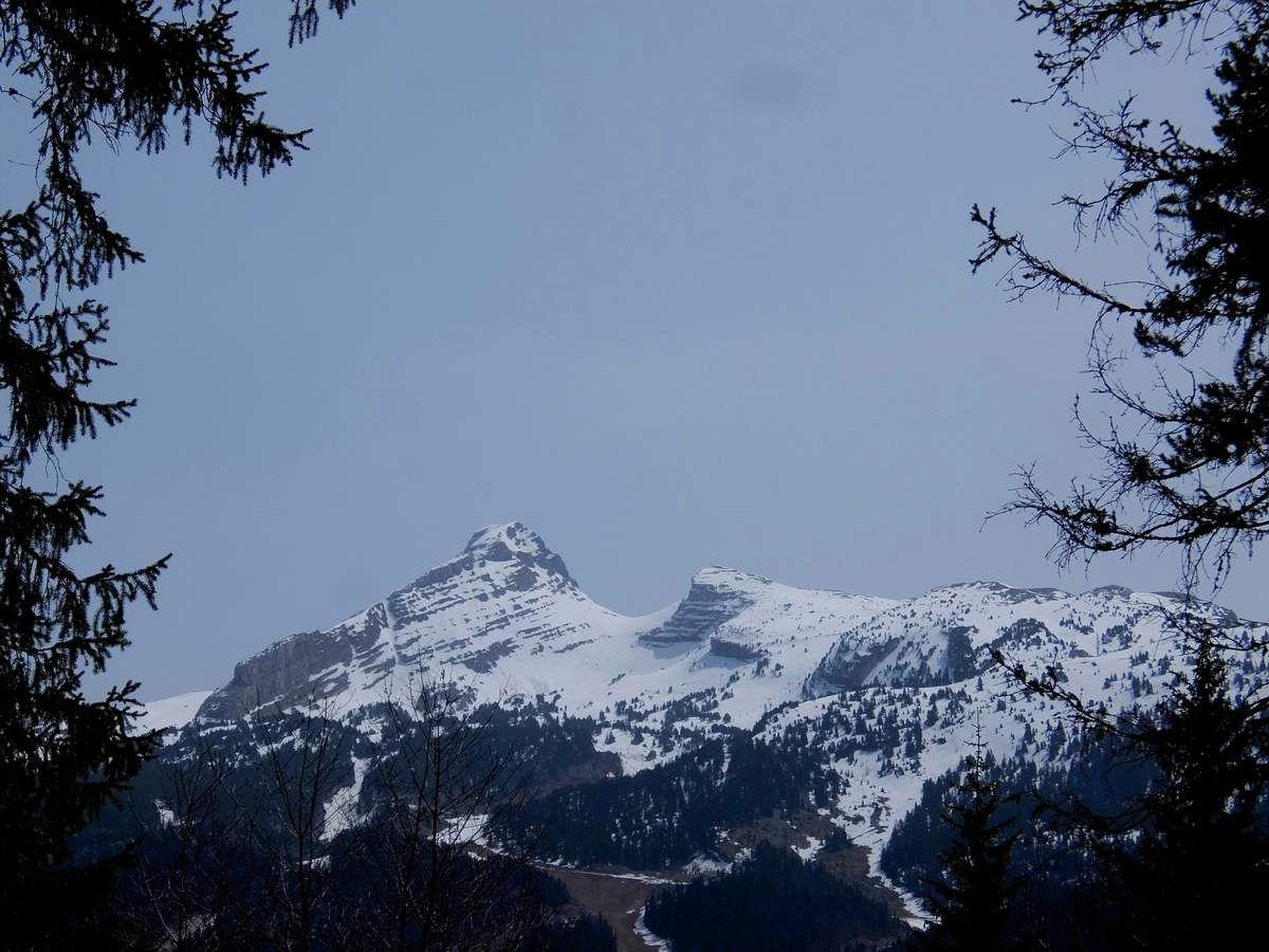 Grande traversée du Vercors – 1ère partie – Die >>> Corrençon – 57km /2870m de déniv +