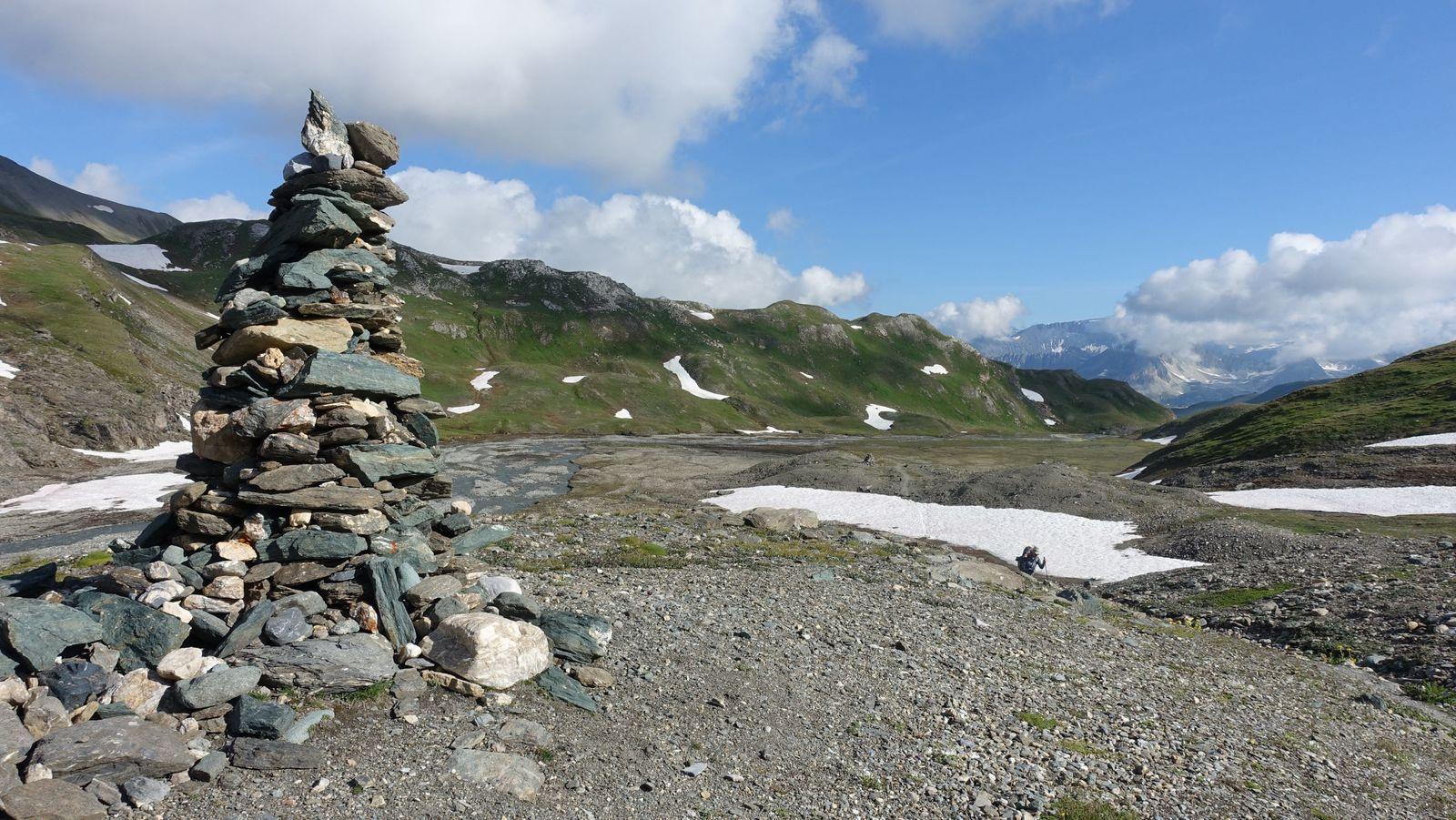 Tour de la Très Haute Maurienne depuis Le Monetier les Bains et retour par la Vanoise  en 14 jours