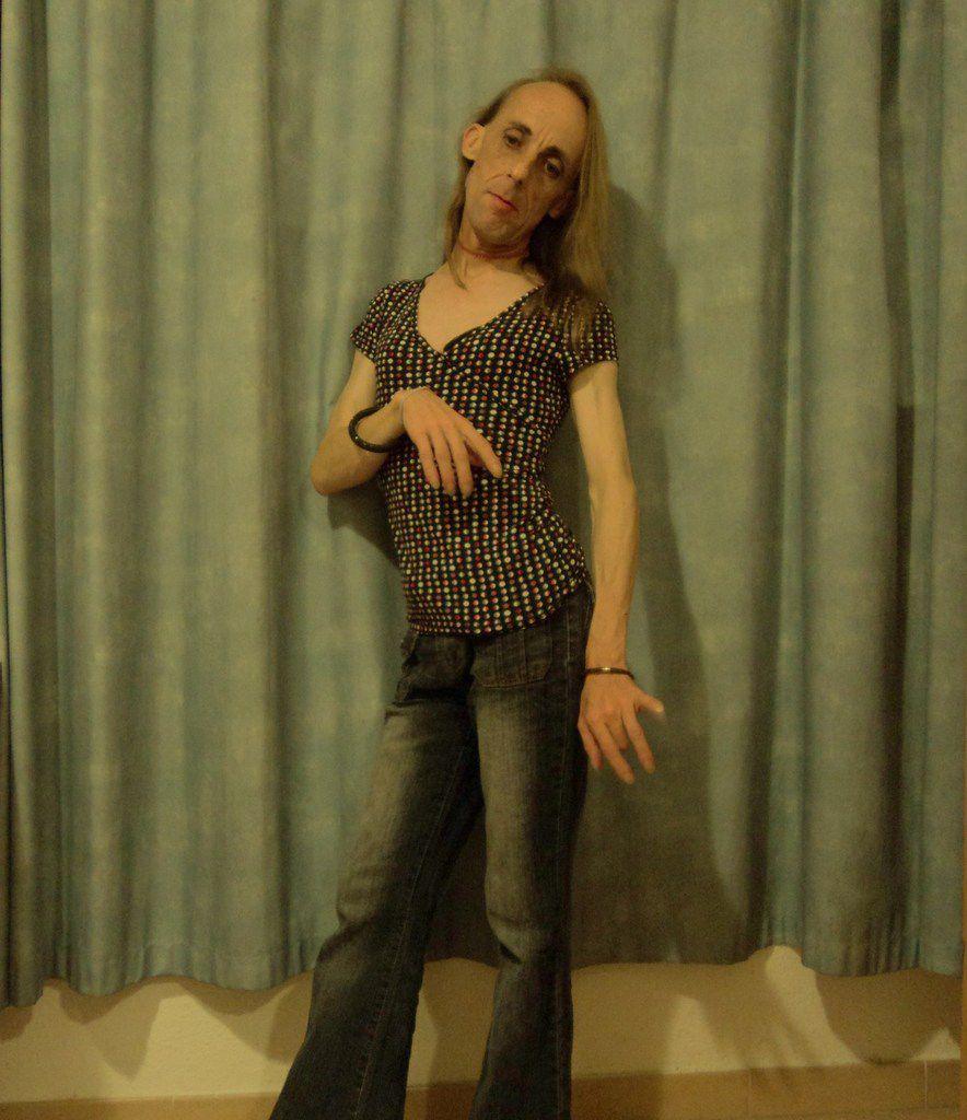 Refus de la sexualité génitale anorexie mentale masculine disphorie de genre troubles identité transgenre mtF