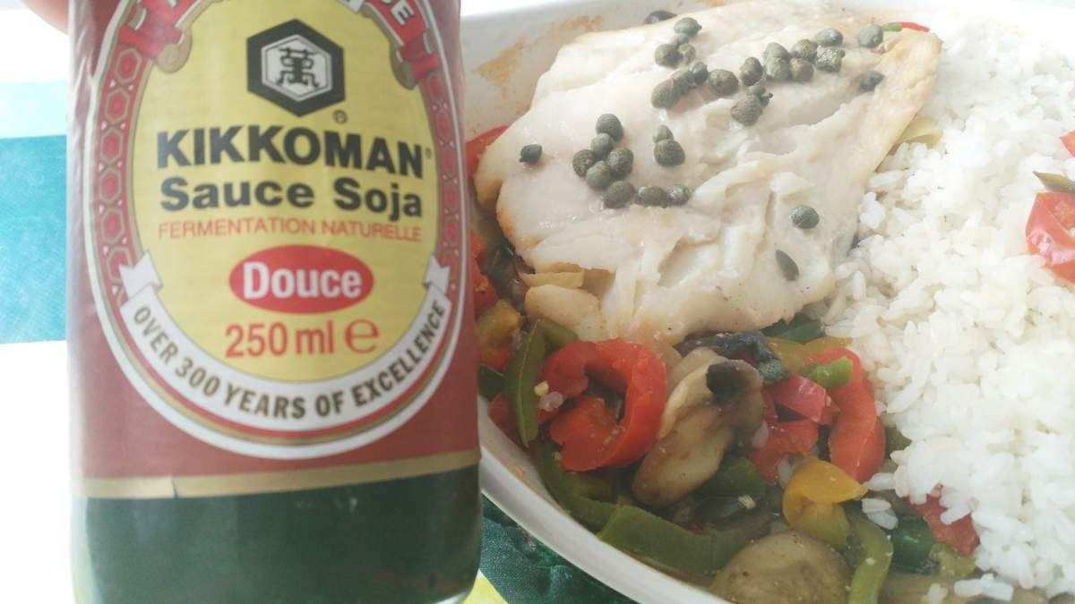 J'ai testé pour vous les sauces Kikkoman