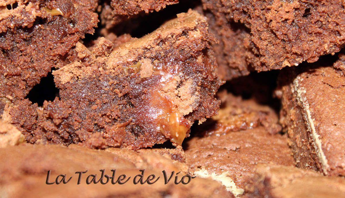 Brownie aux Mars