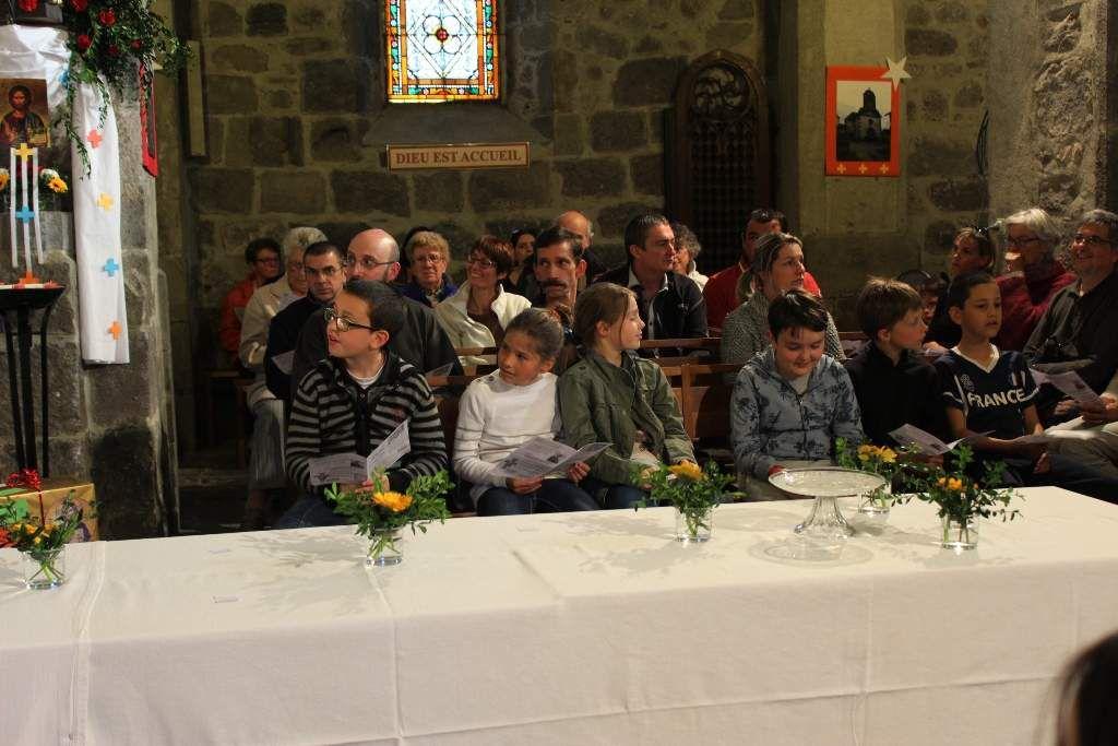 JEUDI SAINT - MESSE DES FAMILLES - DIAPORAMA