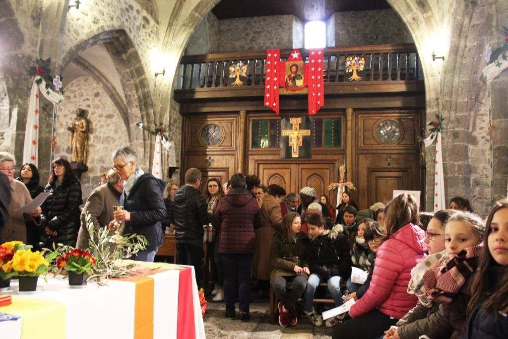 JEUDI SAINT 2018 ( MESSE DES FAMILLES
