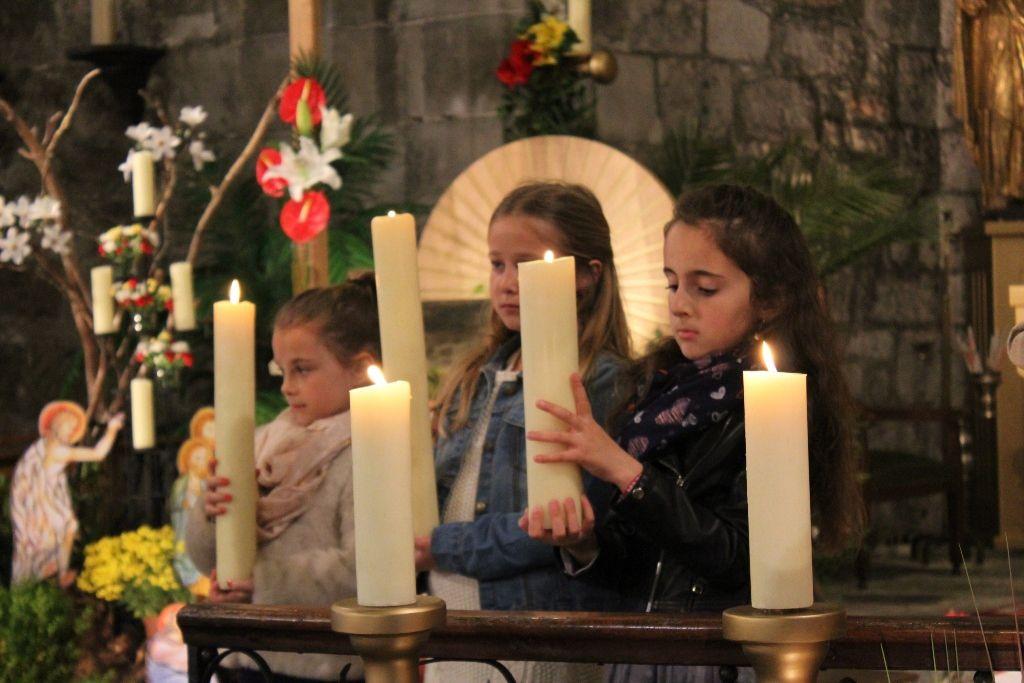 JEUDI SAINT 2019 - MESSE DES FAMILLES - DIAPORAMA