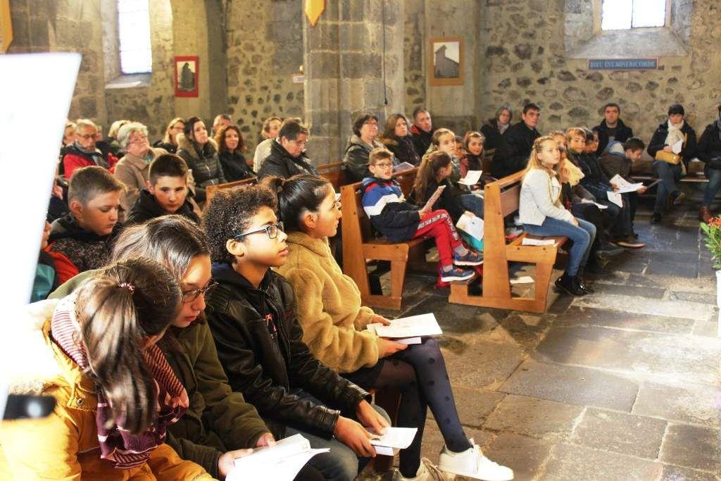 RECTIFICATIF - MESSE DES FAMILLES - REMISE DU NOUVEAU TESTAMENT 01/12/2019