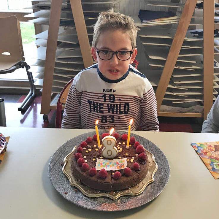 Les 8 ans de Timéo
