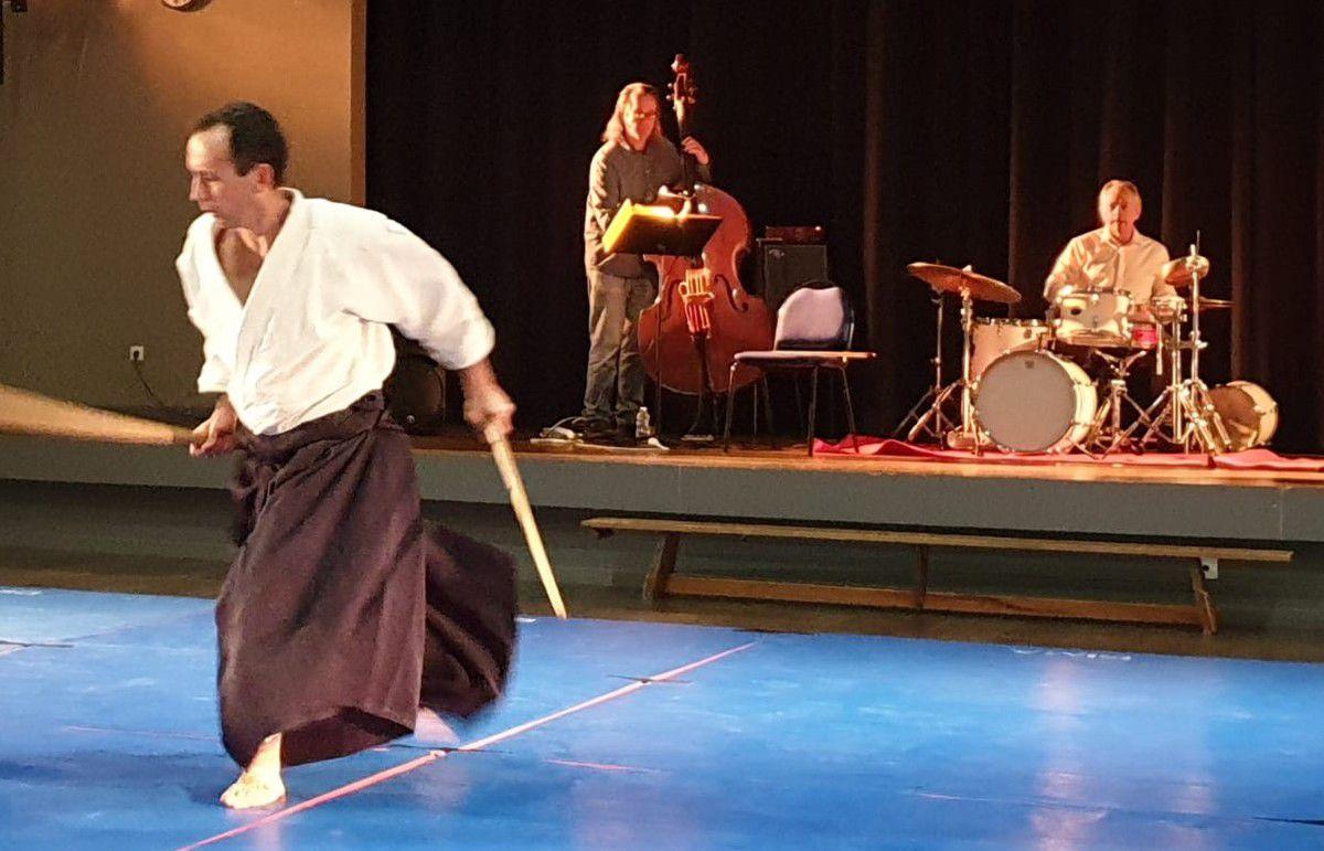 SYNERGIES: musique, danse, aïkido