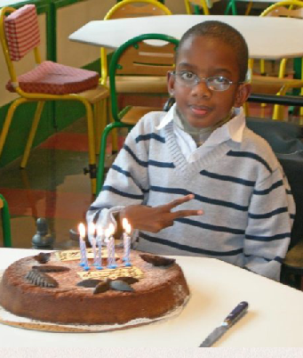 L'anniversaire de Taryll le 13 novembre 2008