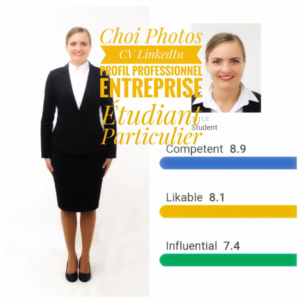 Le Studio Choi Photos est le spécialiste de la photo CV et de candidature LinkedInà Marseille