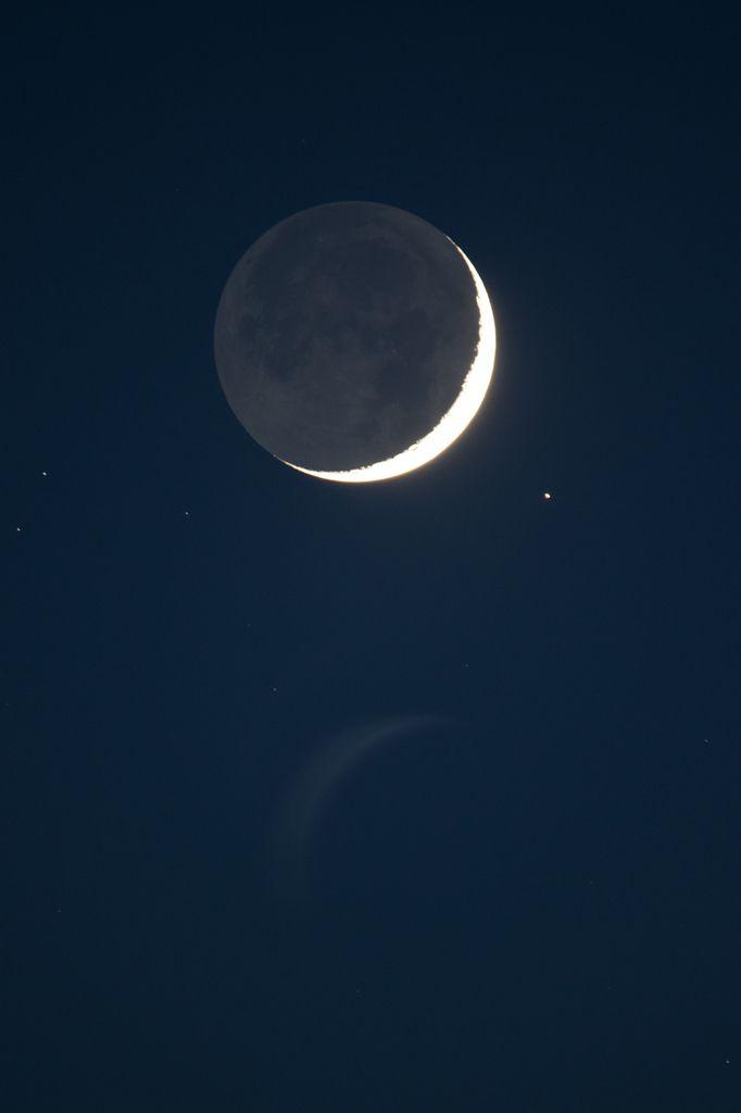 Aldebaran rencontre la lune